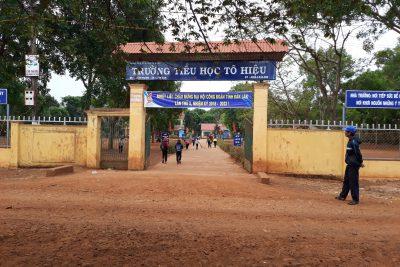 Đề án xây dựng trường chuẩn Quốc gia Tô Hiệu.